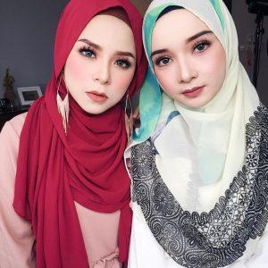 2 Gadis Melayu Comel
