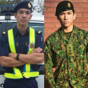Abang JPJ Iswan Ismail Mirip Putera Mateen Brunei