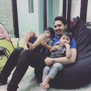 Adib Khalid Dengan Anak Buahnya