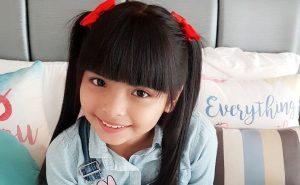 Biodata Nur Qistina Raisah, Pelakon Cilik Berbakat Besar