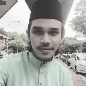Aedy Ashraf Dengan Baju Melayu