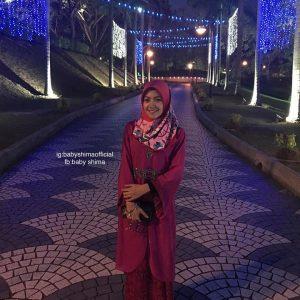 Baby Shima Jilbab