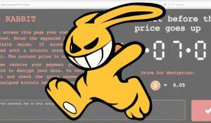 Hati-hati Dengan Serangan Bad Rabbit Ransomware Baru Yang Mengancam Dunia