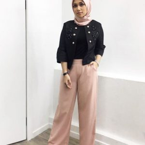 Fesyen Casual Feminin Hani Nazrina