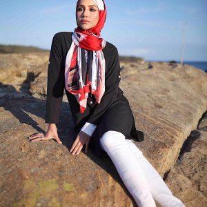 Fesyen Muslimah Artis Nadiyah Shahab