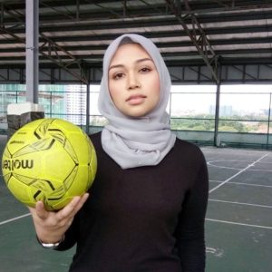 Hani Nazrina Gadis Futsal