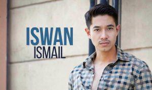Biodata Iswan Ismail, Pelakon Berbadan Sasa Mirip Putera Mateen