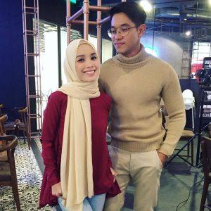 Iswan Ismail Dan Jasmine Suraya Dalam Hero Seorang Cinderellela