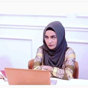 Kilafairy Dengan Gaya Muslimah Sopan