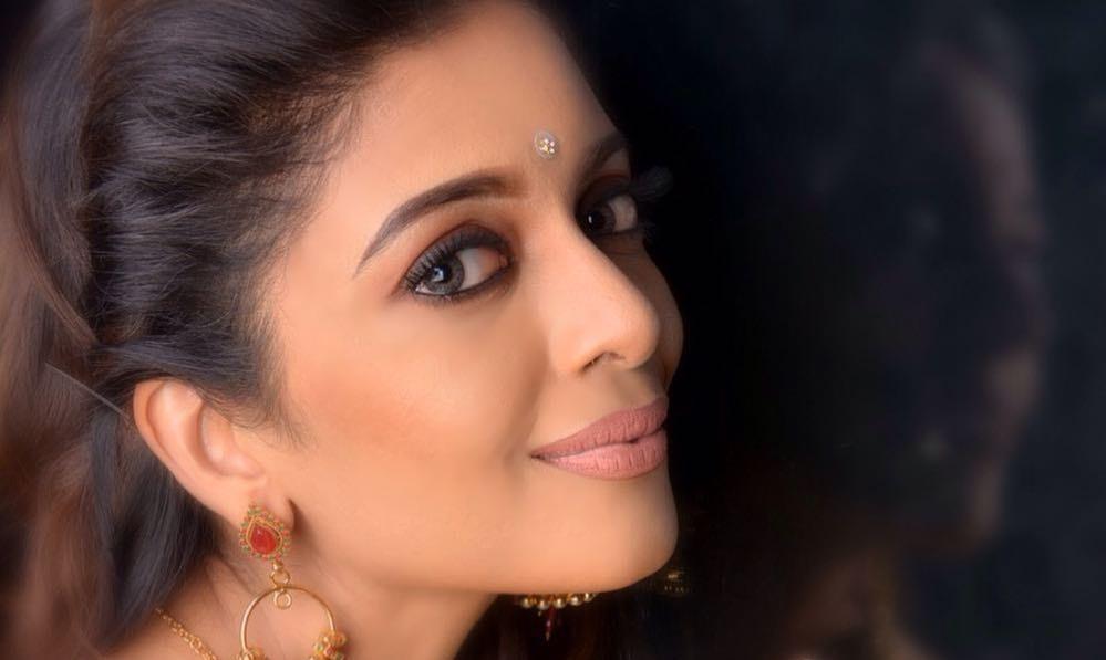 Sangeeta Krishnasamy Poster