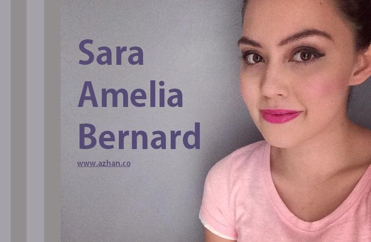 Sara Amelia Bernard Juara Clever Girl Dan Miss Malaysia