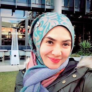 Selfie Menarik Siti Elizad Sharifuddin