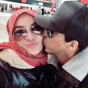 Siti Elizad Sharifuddin Kena Cium