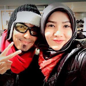 Siti Elizad Dan Suami