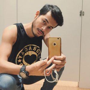 Syafie Naswip Handsome Berbadan Sado