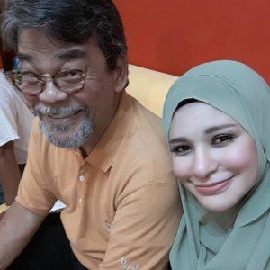 Zila Bakarin Dan Pelakon Veteran Hafidzuddin Fadzil