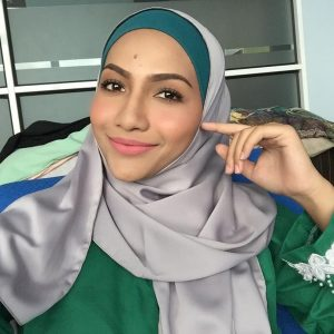 Aishah Azman Selfie Foto