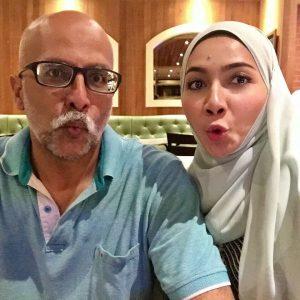 Aishah Azman Dan Bapa Yang Sporting