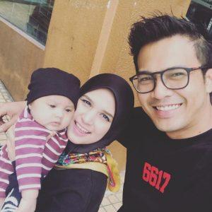 Foto Keluarga Saharul Ridzwan