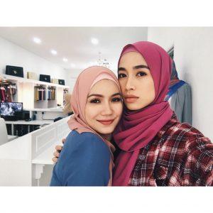 Gadis Bukan Islam Bertudung Livonia Ricky