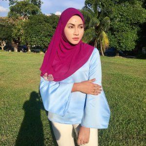 Gambar Aishah Azman Tak Sengaja Dirakam