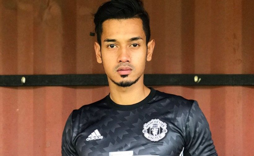 Raf Yaakob Man United