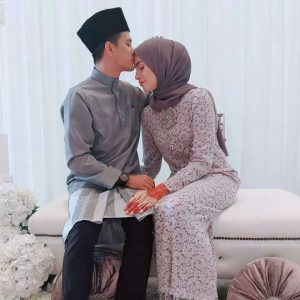 Gambar Perkahwinan Izreen Azminda Dgn Suami Baru