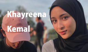 Biodata Khayreena Kemal