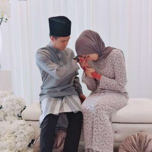 Perkahwinan Izreen Azminda Dgn Ude