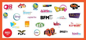 Senarai Frekuensi Stesen Radio Di Malaysia
