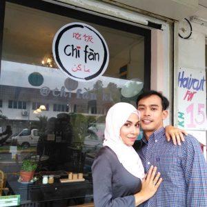 Foto Romantis Aisya Hasnaa Dan Suami