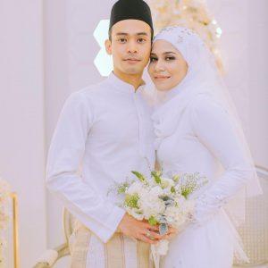 Gambar Perkahwinan Aisya Hasnaa Dan Suami