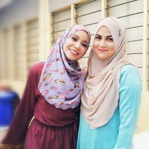 Anna Raffali Dan Hana Ismail