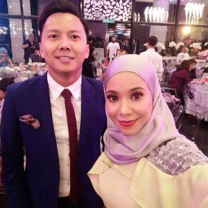 Gambar Selfie Hana Ismail Dan Radin Era