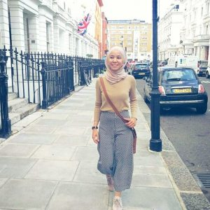 Hana Ismail Fesyen Casual