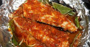 Resepi Kuah Ikan Bakar Ala Food Court