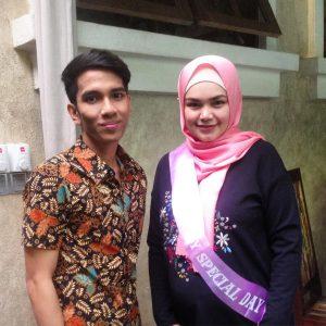 Naim Daniel Dan Siti Nurhaliza (Mengandung)