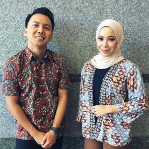 Pasangan Radin Dan Hana Ismail