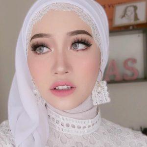 Asyalliee Gadis Hijab Malaysia Tercantik