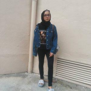 Fesyen Kasual Outing Ebba Mentor Milenia