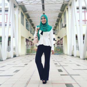 Fesyen Kasual Ramona Zamzam