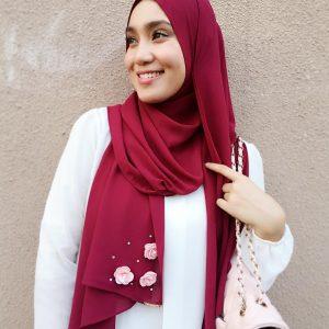 Fesyen Remaja Berhijab Ramona Zamzam