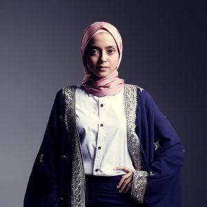 Gadis Kacukan Ebba Khan Mentor Milenia