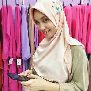Gadis Malay Ramona Zamzam