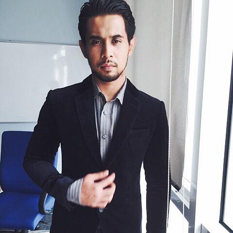 Gaya Fesyen Korporat Amirul Faqeem