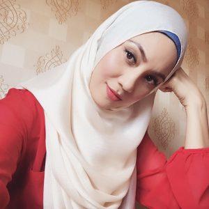 Ramona Zamzam Melayu Mix Hijab Girl