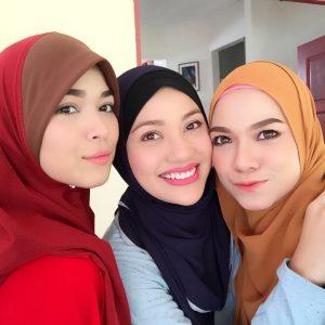 Chacha Maembong Dan Pelakon Melayu Drama Menantu Bilal