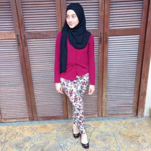 Fesyen Ameera Khan