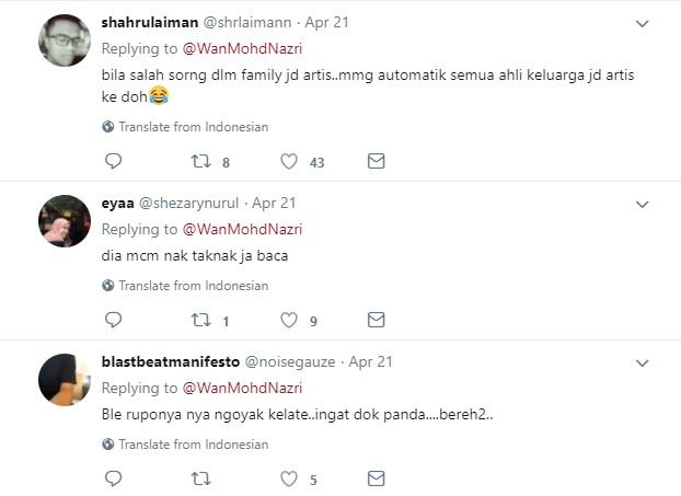 Reaksi Ameera Khan Cakap Kelantan 1