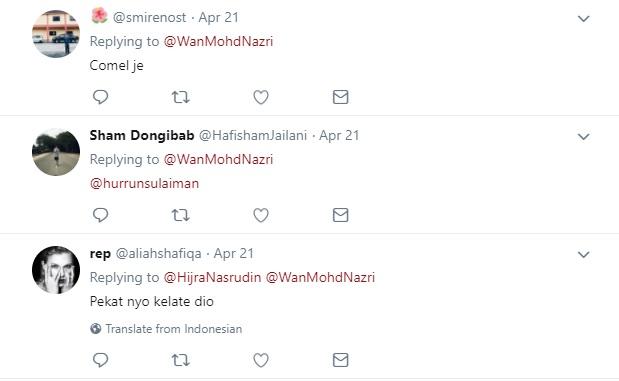 Reaksi Ameera Khan Cakap Kelantan 3